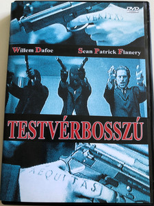 The Bondock Saints DVD 1999 Testvérbosszú / Directed by Troy Duffy / Starring: Willem Dafoe Sean Patrick Flanery, Norman Reedus, David Della Rocco, Billy Connolly (5998329507209)
