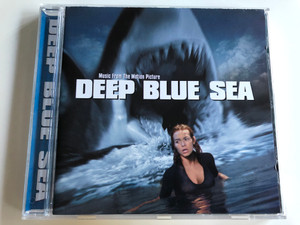 Deep Blue Sea - Music From the Motion Picture / Audio CD 1999 / We 833 (093624748526)