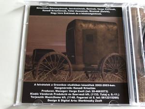 Babai János - Ne szégyelld a bőröd színét / A Roma Koktél Show bemutatja / Audio CD 2004LZS-004 (LZS-004 )