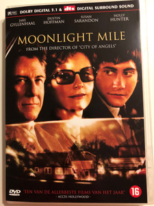 Moonlight Mile DVD 2002 / Directed by Brad Silberling / Starring: Dustin Hoffman, Susan Sarandon, Holly Hunter, Jake Gyllenhaal (8715664014073)