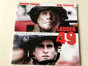 Ladder 49 - Original Soundtrack / Joaquin Phoenix, John Travolta / Audio CD 2004 / Hollywood Records (5050467571525)