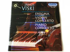 János Viski - Enigma / Violin Concerto / Piano Concerto / Hungaroton Classic Audio CD 2001 / HCD 31998 (5991813198822)
