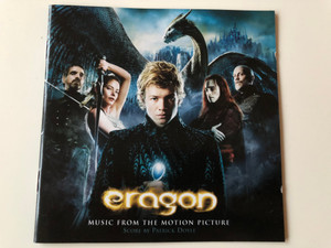 Eragon - Music from the Motion Picture / Score by Patrick Doyle / Audio CD 2006 / Rca Records (886970485029)