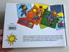 Tegnap, ma, holnap by Marék Veronika / Felelgetős könyv / Hungarian language children's book about weekdays / Móra Könyvkiadó 2011 (9789631189360)