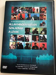 Allah minden napján szaladnak a lovak DVD 2011 / Documentary about Muslims living in Hungary / Directed by Kis Anna / Muszlim Szemmel / Campfilm (MuszlimSzemmelDVD)