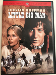 Little Big man DVD 1970 / Directed by Arthur Penn / Starring: Dustin Hoffman, Martin Balsam, Jeff Corey, Chief Dan George, Faye Dunaway (4010884524116)