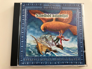 Szindbád kalandjai / MCD Mesetár / Audio Book Read by Molnár Piroska / Audio CD 2003 (5998175161518)