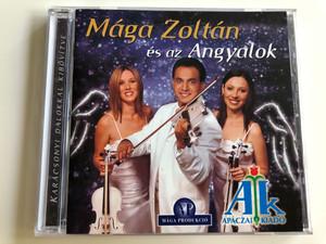 Mága Zoltán és az Angyalok / Szinetár Miklós ajánlásával / Audio CD 2003 (1902742412037