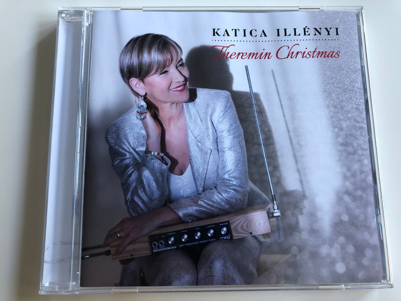 Katica Illényi - Theremin Christmas / Silent night, Air on the G-string, White Christmas / Audio CD 2016 (5999546013238)