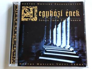 Hortus Musicus - 21 Egyházi ének / 21 Songs from tre Church / Audio CD 1998 / BGCD026 (5998272701945)
