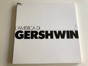 L'America di Gershwin / 2x LP, Stereo / Peter Nero, piano, Boston Pops Orchestra / Conducted by Arthur Fiedler / Leontyne Price, Barbara Webb, Berniece Hall sopranos, RCA Victor Orchestra & Chorus / RCA 1980 (GL42149-60)