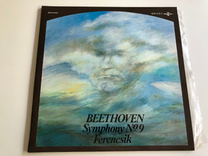 Beethoven Symphony No. 9 / Hungarian State Orchestra / Conducted by János Ferencsik / Hungaroton SLPX 11736-37 (SLPX 11736-37)