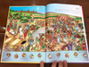 The Lion Picture Puzzle Bible in Urdu language by Peter Martin / Illustrations Len Epstein / Pakistan Bible Society - Catholic Bible Comission Pakistan / Hardcover 2017 (9692509087)