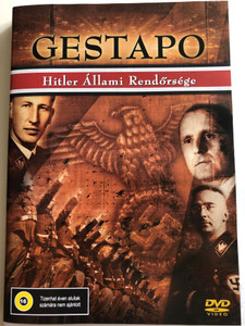 Gestapo: Hitler's Secret Police DVD 2002 Gestapo - Hitler állami rendősége / With original footage! Documentary about the dreaded secret service of Nazi Germany (5999883277058)