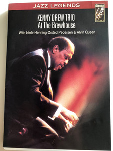 Kenny Drew Trio At the Brewhouse DVD 2003 / Jazz Legends / With Niels-Henning Orsted Pedersen & Alvin Queen (5708812606339)
