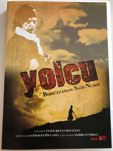 Yolcu - Bediüzzaman Said Nursi DVD 1994 Passenger / Directed by Yusuf Kenan Beysülen / With Historical booklet about Said Nursi' the scholar's life (8691834009141)