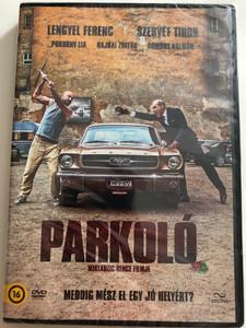 Parkoló DVD 2014 Car Park / Directed by Miklauzic Bence / Starring: Lengyel Ferenc, Szervét Tibor, Somody Kálmán, Pokorny Lia (5996471001446)