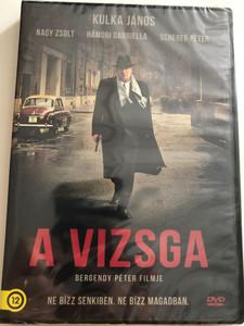 A Vizsga DVD 2011 The Exam / Directed by Bergendy Péter / Starring: Nagy Zsolt, Hámori Gabriella, Scherer Péter / Hungarian thriller (5999546336849)