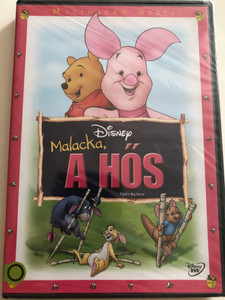 Winnie the Pooh - Piglet's Big Movie DVD 2003 Malacka, A Hős / Directed by Francis Glebas / Starring: John Fiedler Jim Cummings, Nikita Hopkins, Ken Sansom, Peter Cullen, Kath Soucie, Andre Stojka, Tom Wheatley (5996514012736)