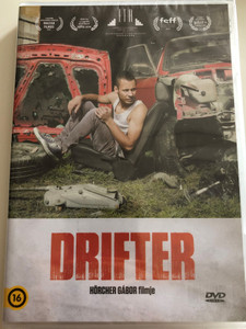 Drifter DVD 2015 / Directed by Hörcher Gábor / Starring: Steinbach Richárd (5999546338041)
