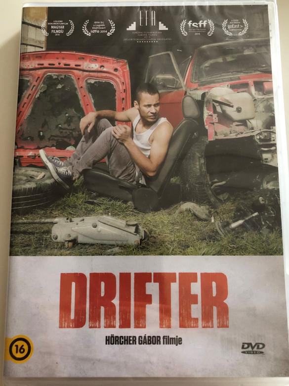 Drifter DVD 2015 / Directed by Hörcher Gábor / Starring: Steinbach Richárd (5999546338041)