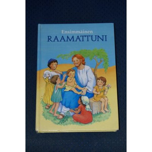 Finn Finnish Children's Bible - Alkuteos My Very First Bible - Ensimmainen