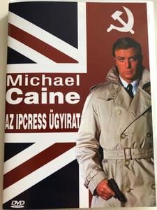 The Ipcress File DVD 1965 Az Ipcress ügyirat / Directed by Sidney J. Furie / Starring: Michael Caine, Nigel Green, Guy Doleman, Sue Lloyd (5999881767353)