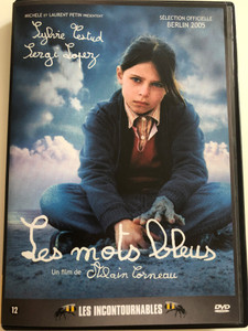 Les Mots Bleus DVD 2005 Words in blue / Directed by Alain Corneau / Starring: Sylvie Testud, Sergi López (5410829244045)