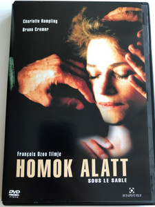 Sous le Sable DVD 2000 Homok Alatt - Under the Sand / Directed by Francois Ozon / Starring: Charlotte Rampling, Bruno Cremer (5999544252301)