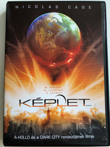 Knowing DVD 2009 Képlet / Directed by Alex Proyas / Starring: Nicolas Cage, Rose Byrne, Chandler Canterbury (5999075601180)
