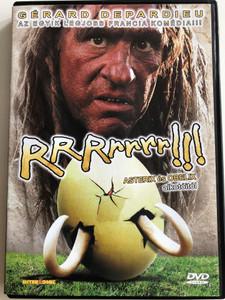RRRrrrr!!! DVD 2004 / Directed by Alain Chabat / Starring: Marina Foïs, Gérard Depardieu, Damien Jouillerot (5999030480614)