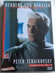Herbert Von Karajan - Wiener Philharmoniker: Peter Tchaikovsky Symphony No. 5 / Sony Music DVD 2003 / SVD 48310 (5099704831091)