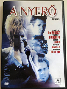 The Winner DVD 1996 A Nyerő / Directed by Alex Cox / Starring: Rebecca de Mornay, Vincent D'Onofrio, Richard Edson, Saverio Guerra, Michael Madsen, Billy Bob Thornton (TheWinnerDVD)