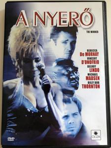 The Winner DVD 1996 A Nyerő / Directed by Alex Cox / Starring: Rebecca de Mornay, Vincent D'Onofrio, Richard Edson, Saverio Guerra, Michael Madsen, Billy Bob Thornton (TheWinnerDVD)