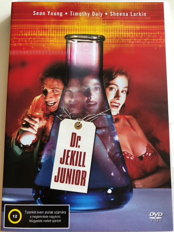 Dr. Jekyll and Ms. Hyde DVD 1995 Dr. Jekill Junior / Directed by David Price / Starring: Sean Young, Tim Daly, Lysette Anthony, Harvey Fierstein, Stephen Tobolowsky, Jeremy Piven (5999545583916)