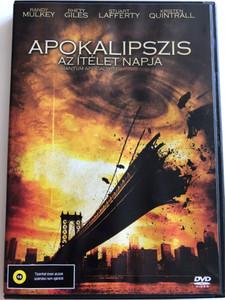 Quantum Apocalypse DVD 2010 Apokalipszis - Az ítélet napja / Directed by Justin Jones / Starring: Rhett Giles, Stephanie Jacobsen, Gigi Edgley, Kristen Quintrall, Peter Jurasik, Jenna Vraig (5999545587761)