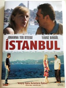 Isztambul DVD 2011 Istambul / Directed by Ferenc Török / Starring: Johanna Ter Steegem Yavuz Bingöl, Norbert Varga, Andor Lukáts, Réka Tenki, Padraic Delaney, Selcuk Uluergüven / Hungarian film (8697333613391)