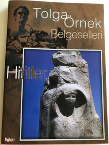 Hititler DVD 2003 The Hittites / Directed by Tolga Örnek / Documentary about the rise and fall of the Hittite empire / Narrated by Jeremy Irons (8697333086034)