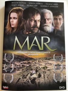Mar DVD 2012 The Snake / Directed by Caner Erzincan / Starring: Volga Sorgu , Begüm Kütük, Güray Kip, Mahmut Gökgöz (8697333036275)