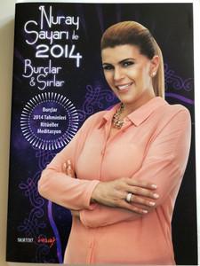 Nuray Sayari ile 2014 Burclar & Sirlar DVD 2014 / Burclar 2014 Tahminleri Ritüeller Meditasyon (8697762826973)