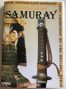 Samurai Japan - Lost treasures of the Ancient World DVD 2007 Samuray - Antik Dünyanin Kayip Hazineleri / Directed by Chris Gormlie / Documentary about Japanese Samurais (8697441017678)