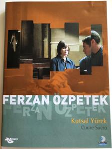 Cuore Sacro DVD 2005 Sacred heart - Kutsal Yürek / Directed by Ferzan Özpetek / Starring: Barbora Bobuľová, Andrea Di Stefano, Lisa Gastoni (8697762813836)