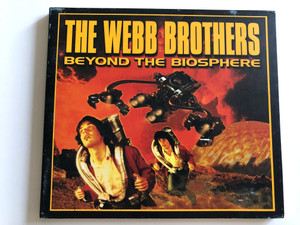 The Webb Brothers - Beyond the Biosphere / Audio CD 1998 / Mews 5 / 3984 28323 9 (639842832397)