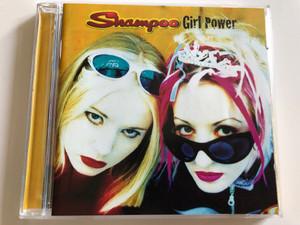 Shampoo - Girl Power / News Flash, Bare Knuckle Girl, You Love it / Audio CD 1995 (724385279928)