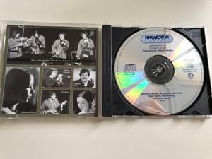 Sebő Ferenc - Galagonya / Énekelt Versek / Horatius, József Attila, Nagy László, Szécsi Margit, Weöres Sándor / Hungaroton Classic Audio CD 1996 / HCD 14249 (5991811424923)