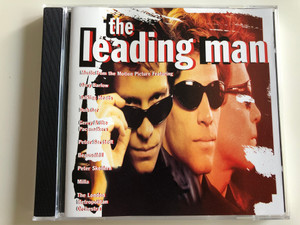 The Leading Man / Music from the Motion Picture featuring: Gary Barlow, Talking Heads, Dubstar, Beausoleil, Peter Skellern, The London Metropolitan Orchestra / Audio CD 1996 / PRMCD 23 / EMI (724385494123)