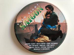 Good night Saigon / Jimmy CLiff, BLue Mink, Eric Burdon, Joe Cocker / Audio CD 1995 / TIN 861182 / Disky (0724348611826)
