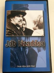 Jób lázadása VHS 1983 The Revolt of Job / Directed by Imre Gyöngyössy, Kabay Barna / Starring: Zenthe Ferenc, Temessy Hédi, Fehér Gábor (2082000011208)