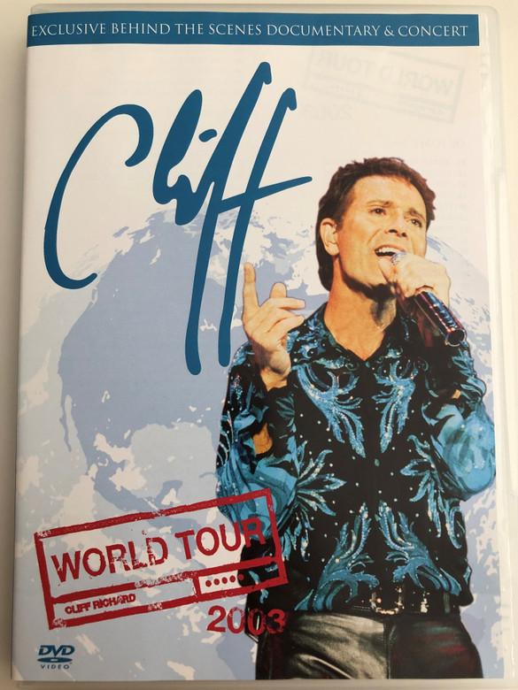 Cliff Richard 2003 World Tour DVD 2004 / Concert Director: Ian Hamilton (724359957494)