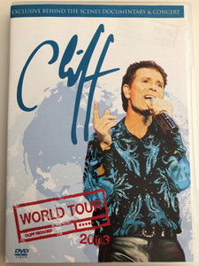 Cliff Richard 2003 World Tour DVD 2004 / Concert Director: Ian Hamilton (724359957494)